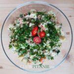 салат новогодний оливье