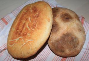 хлеб на закваске ржаной 2